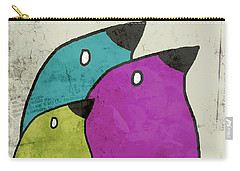 Birdies - V06c Carry-all Pouch