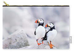 Birdland Carry-all Pouch by Evelina Kremsdorf