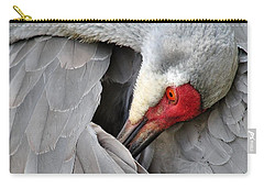 Birds 2 17b Carry-all Pouch