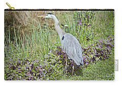 Birds Eye View Carry-all Pouch by Judy Kay