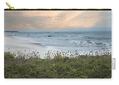 Carry-all Pouch featuring the photograph Bird's Eye View by Robin-Lee Vieira