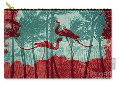 Tropical Paradise Carry-all Pouch