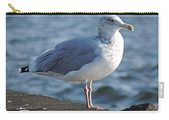 Birds In The Air  Carry-all Pouch
