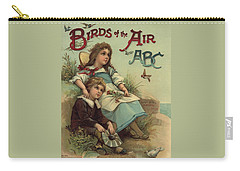 Birds Of The Air Carry-all Pouch by Reynold Jay