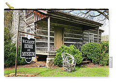 Birthplace Of Wc Handy Carry-all Pouch