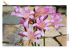Bishops Garden  Carry-all Pouch by John S