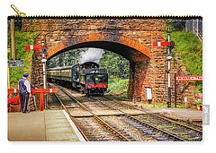 Bishops Lydeard Station, Uk Carry-all Pouch
