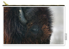 Bison Bull's Eye Carry-all Pouch