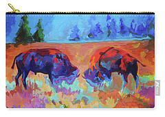Bison Contest Carry-all Pouch