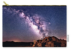Bisti Badlands Night Sky Carry-all Pouch