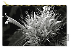 Bizarre Flower Charm Carry-all Pouch