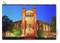 Bizzell Lights Carry-all Pouch