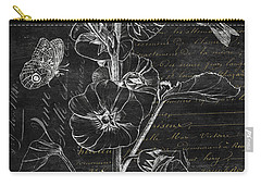 Black And Gold Hummingbirds 1 Carry-all Pouch