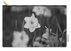 Black And White  1 Carry-all Pouch
