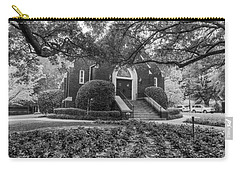 Black And White 18 Carry-all Pouch