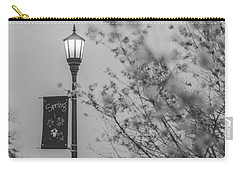Black And White  5 Carry-all Pouch