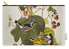 Warbler Carry-All Pouches