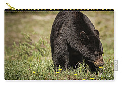 Black Bear Carry-all Pouch
