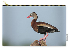 Black-bellied Whistling Duck Carry-all Pouch