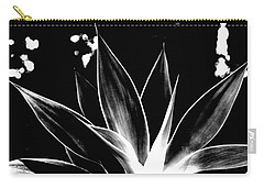 Black Cactus  Carry-all Pouch