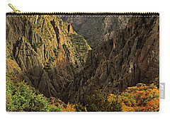 Black Canyon Of The Gunnison - Colorful Colorado - Landscape Carry-all Pouch by Jason Politte