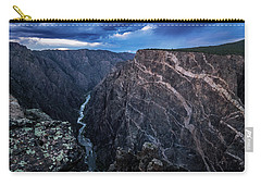 Black Canyon Of The Gunnison National Park Carry-all Pouch