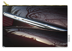 Black Cherry Abstract Carry-all Pouch