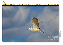 Black-crowned Night-heron Carry-all Pouch