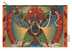 Black Garuda - Tsasum Tersar Carry-all Pouch