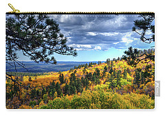 Black Hills Autumn Carry-all Pouch by Fiskr Larsen