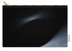 Carry-all Pouch featuring the photograph Black Hole Inner Space by Rachel Cohen