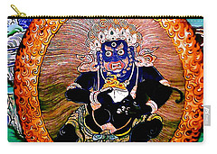 Black Jambhala  5 Carry-all Pouch