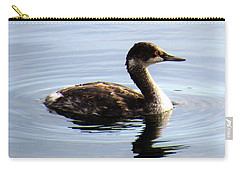 Black Necked Grebe Carry-all Pouch