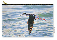 Black-necked Stilt 8 Carry-all Pouch