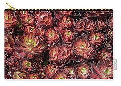 Black Roses Carry-all Pouch by Mark Barclay