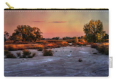 Black Squirrel Creek Fall Scape Carry-all Pouch