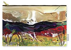 Black Sun Carry-all Pouch by John Jr Gholson