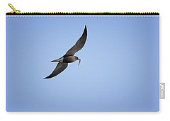 Carry-all Pouch featuring the photograph Black Tern 2 by Gary Hall
