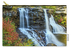 Black Water Falls #3 Carry-all Pouch