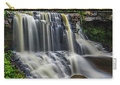 Black Water Falls Carry-all Pouch