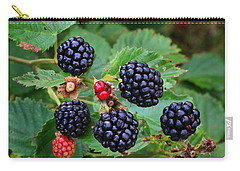 Blackberries 2 Carry-all Pouch