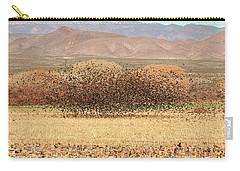 Blackbird Cloud Carry-all Pouch