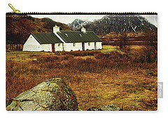 Blackrock Cottage Glencoe Carry-all Pouch by Jacqi Elmslie