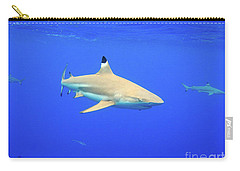 Blacktip Reef Shark Carry-all Pouch