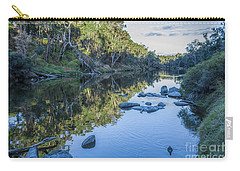 Blackwood River Rocks, Bridgetown, Western Australia Carry-all Pouch