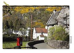 Carry-all Pouch featuring the photograph Blairlogie by Jeremy Lavender Photography