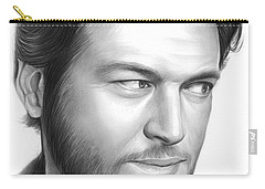 Blake Shelton Carry-all Pouch