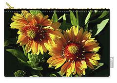 Blanket Flowers - Gaillardia Carry-all Pouch