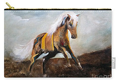 Blanket The War Pony Carry-all Pouch