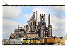 Blast Furnaces Of South Bethlehem Carry-all Pouch